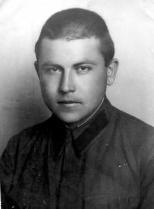 Михаил Лощиц.Выборг.Март1941
