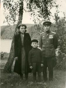 На Томи 1946