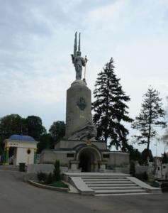 Кладбище русским воинам в Ново Гробле. С сайта www.moselprof.ru