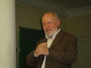 В Литинституте. Фотография С. Ватаву. 2009