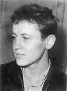 Ю.Лощиц. 1958