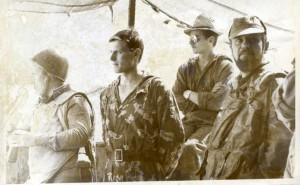 Застава ГСМ. У Кандагара, Афганистан. Апр. 88.
